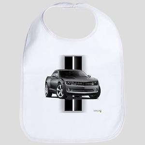 New Camaro Gray Bib