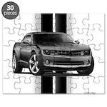 New Camaro Gray Puzzle