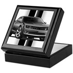 New Camaro Gray Keepsake Box
