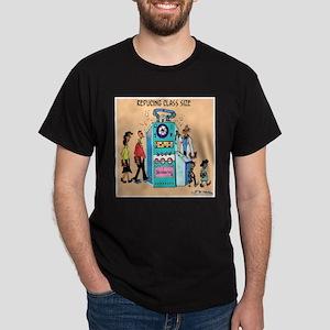 Reducing Class Size Dark T-Shirt