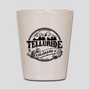 Telluride Old Circle 3 Shot Glass