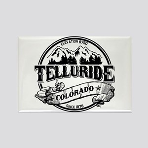 Telluride Old Circle 3 Rectangle Magnet