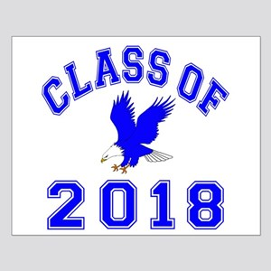 Class Of 2018 Eagle Small Poster