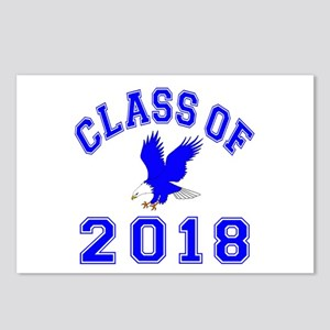 Class Of 2018 Eagle Postcards (Package of 8)