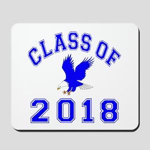 Class Of 2018 Eagle Mousepad