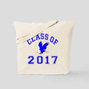 Class Of 2017 Eagle Tote Bag
