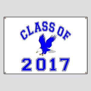 Class Of 2017 Eagle Banner