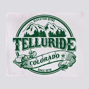 Telluride Old Circle 3 Throw Blanket