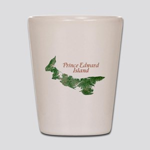 Prince Edward Island Shot Glass