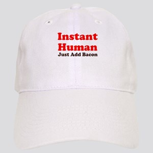 Instant Human Add Bacon Cap