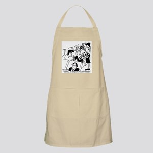 Breaking The Sound Barrier Soon? Apron