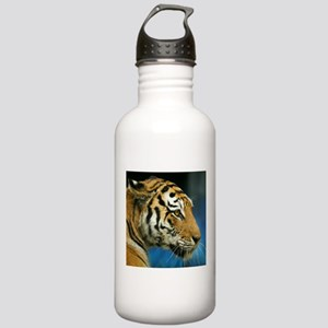Tiger Sideways Photo Stainless Water Bottle 1.0L