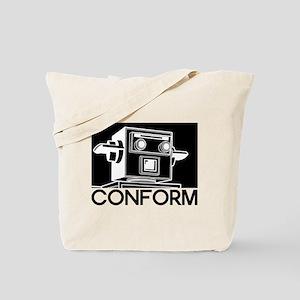 Conform Bot Tote Bag