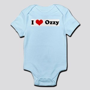 I Love Ozzy Infant Creeper