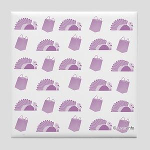 Turkey Shop Tile Coaster