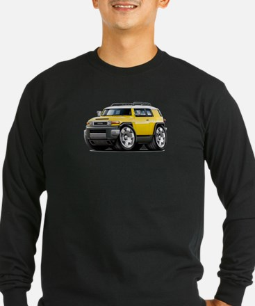 FJ Cruiser Yellow Car T