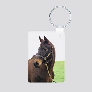 Our Mims Aluminum Photo Keychain