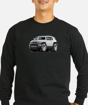 FJ Cruiser White Car T