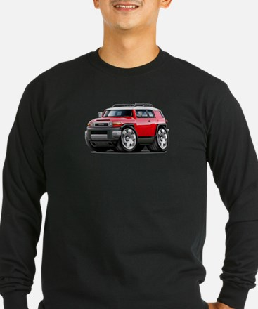 FJ Cruiser Red Car T