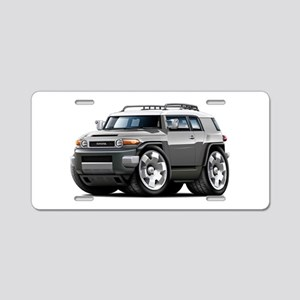 FJ Cruiser Grey Car Aluminum License Plate