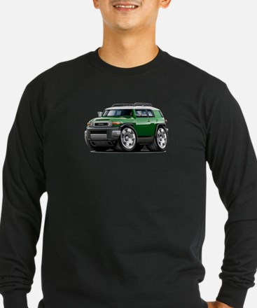 FJ Cruiser Green Car T