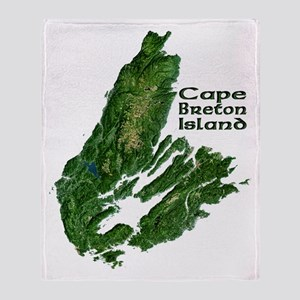 Cape Breton Throw Blanket
