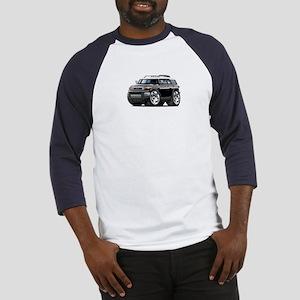 FJ Cruiser Black Car Baseball Jersey