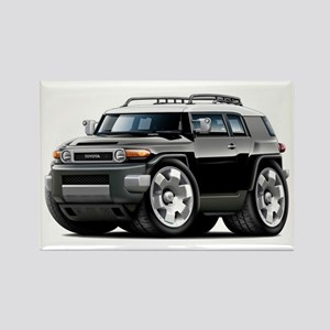 FJ Cruiser Black Car Rectangle Magnet