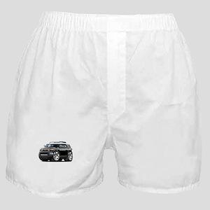 FJ Cruiser Black Car Boxer Shorts