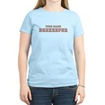 Personalized Beekeeper Women's Light T-Shirt