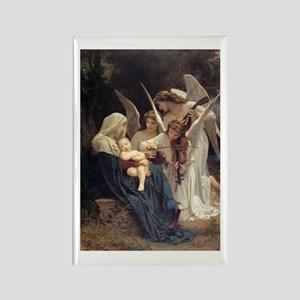 Song of Angels Rectangle Magnet