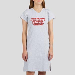 Gunpowder Freedom Women's Nightshirt