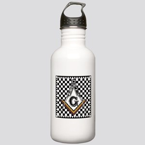 Mosaic Pavement Stainless Water Bottle 1.0L