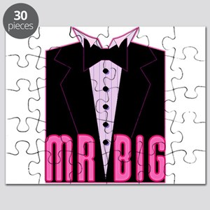 Mr Big Tuxedo Tux Puzzle