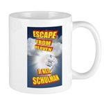 Escape from Heaven Mug