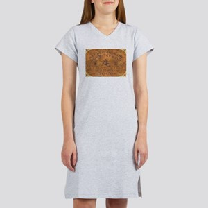 Ouija Board Witchy Women's Nightshirt