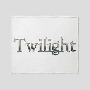 Twilight Movie Premier Throw Blanket