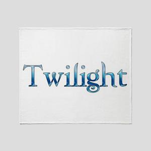 Twilight Movie Fan Throw Blanket