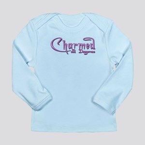 Charmed and Dangerous Long Sleeve Infant T-Shirt