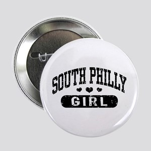 """South Philly Girl 2.25"""" Button"""