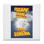 Escape from Heaven Tile Coaster