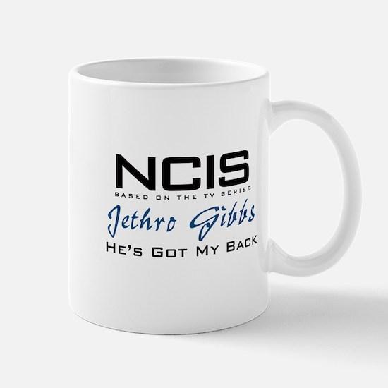 Gibbs He's Got My Back Mug