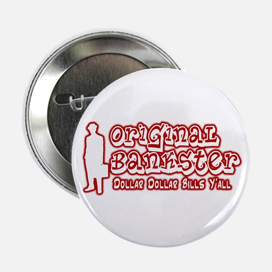 "Original Bankster 2.25"" Button"