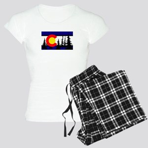 Colorado Women's Light Pajamas