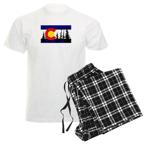Colorado Men's Light Pajamas