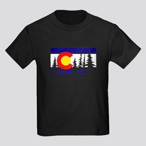 Colorado Kids Dark T-Shirt