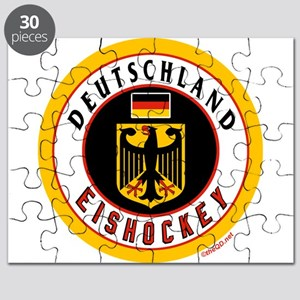 Germany Hockey(Deutschland) Puzzle