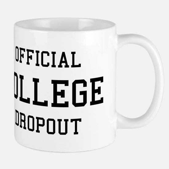 Official College Dropout Mug