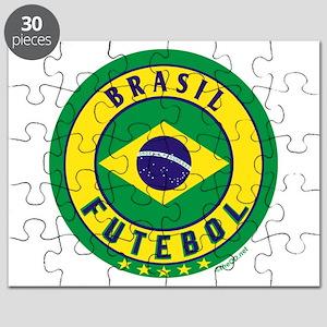 Brasil Futebol/Brazil Soccer Puzzle