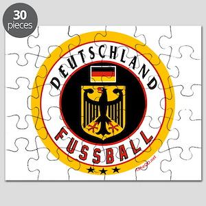 Deutschland Fussball Soccer Puzzle